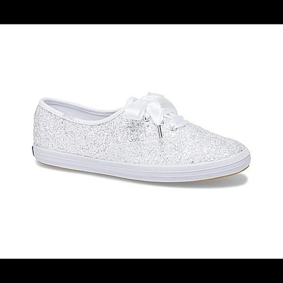 963e1ded018c2 Keds Shoes - Kate Spade Glitter Keds